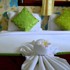 Отель Chaweng Park Place 2* Бунгало Делюкс с различными типами кроватей фото 10