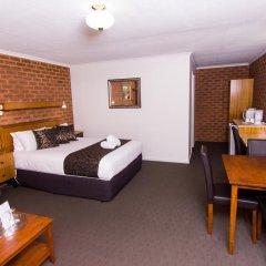 Отель Advance Motel 3* Представительский люкс с различными типами кроватей фото 6