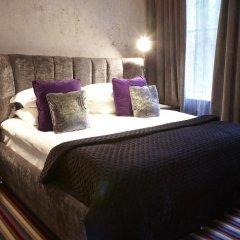 Отель Malmaison London 4* Номер Mal club с различными типами кроватей фото 4