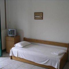Отель Sapfo Beach Studios Ситония сейф в номере