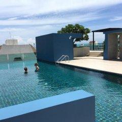 Отель Acqua Condotel No.31 284 Паттайя бассейн фото 3