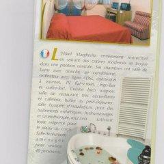 Отель Albergo Margherita Кьянчиано Терме ванная фото 2