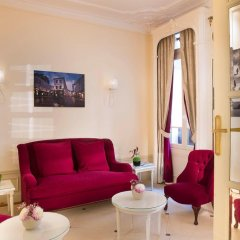 Hotel Queen Mary Paris комната для гостей фото 2