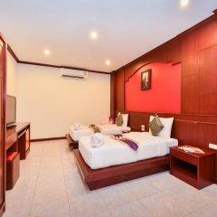 Отель Art Mansion Patong 3* Стандартный номер с двуспальной кроватью фото 3