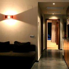 Отель Apartosuites Jardines de Sabatini удобства в номере