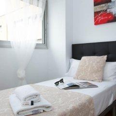 Отель Alcam Vila Olímpica комната для гостей фото 2