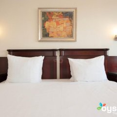 Отель XO Hotels Blue Tower 4* Стандартный номер с различными типами кроватей фото 47