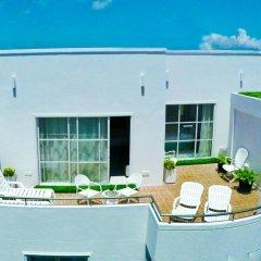 Бутик-отель Planktons Beach Мале бассейн