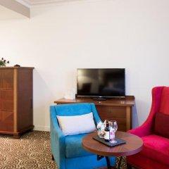 Arena di Serdica Hotel 5* Стандартный номер разные типы кроватей фото 6