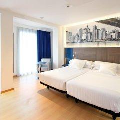 Hotel Blue Coruña 4* Стандартный номер с различными типами кроватей фото 3