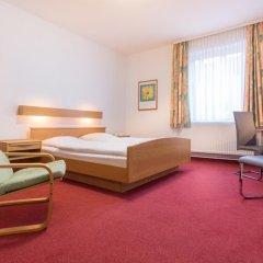 CVJM Hotel am Wollmarkt 2* Стандартный номер с двуспальной кроватью фото 3