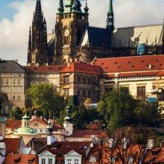 Budget Hostel Прага спортивное сооружение