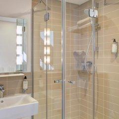 Отель Contact ALIZE MONTMARTRE 3* Улучшенный номер с различными типами кроватей фото 12