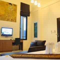 The Wave Patong Boutique Hotel 3* Номер Делюкс с разными типами кроватей фото 4