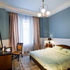 Гостиница Британский Клуб во Львове 4* Улучшенные апартаменты с разными типами кроватей фото 4