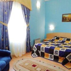 Отель Огни Мурманска Мурманск комната для гостей фото 2