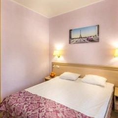 Мини-Отель Апельсин на Комсомольской 2* Улучшенный номер с двуспальной кроватью фото 4
