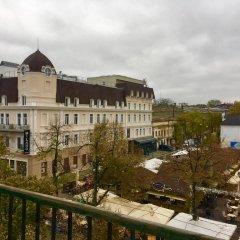 Апартаменты Best Apartments on Deribasovskoy балкон