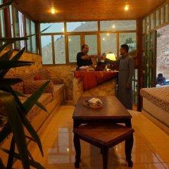 Отель Petra by Night Иордания, Вади-Муса - отзывы, цены и фото номеров - забронировать отель Petra by Night онлайн интерьер отеля