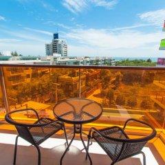 Отель Rocco Huahin Condominium Студия с различными типами кроватей фото 41