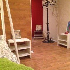Hostel Nochleg Кровать в женском общем номере с двухъярусной кроватью фото 12