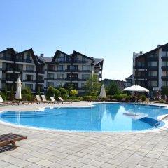 Отель Aspen Golf бассейн