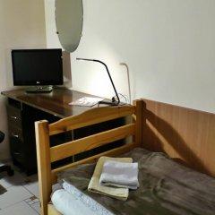 Хостел Х.О. Кровать в общем номере с двухъярусной кроватью фото 29