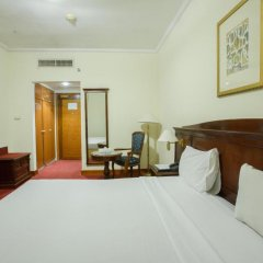 York International Hotel 3* Стандартный номер с двуспальной кроватью фото 8