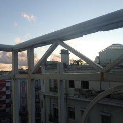 Апартаменты LxTownHouse Apartment балкон