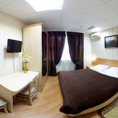 Гостиница на Окской 3* Стандартный номер с двуспальной кроватью