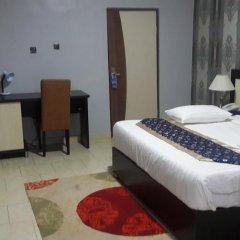 Psalm Hotel Энугу удобства в номере