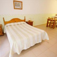 Отель Apartamentos Puerta del Sur Студия с различными типами кроватей фото 2