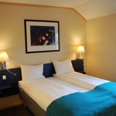Quality Hotel Tønsberg 3* Стандартный номер с двуспальной кроватью фото 3