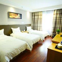 Отель Insail Hotels Railway Station Guangzhou 3* Номер Делюкс с различными типами кроватей фото 3