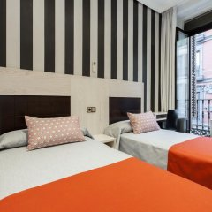 Отель Hostal Castilla I. Стандартный номер с различными типами кроватей фото 3