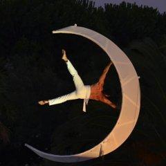 Отель Akiris Нова-Сири фитнесс-зал