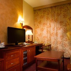 Hotel HP Park Plaza Wroclaw 4* Студия с двуспальной кроватью фото 2