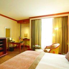 Отель Pullman Khon Kaen Raja Orchid 4* Улучшенный номер с различными типами кроватей фото 2