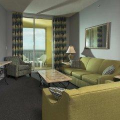 Отель Avista Resort 3* Люкс с различными типами кроватей фото 22