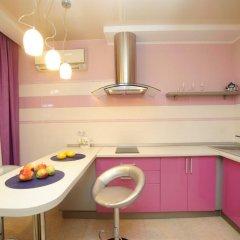 Апартаменты на Луговой 67/69 Студия с различными типами кроватей фото 12