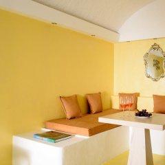 Отель Abyssanto Suites & Spa 4* Улучшенные апартаменты с различными типами кроватей фото 2