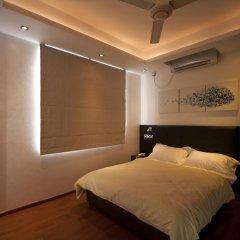 Отель Fern Boquete Inn Мальдивы, Северный атолл Мале - 1 отзыв об отеле, цены и фото номеров - забронировать отель Fern Boquete Inn онлайн комната для гостей фото 5