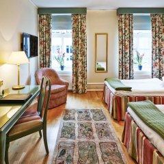 Hotel Royal 3* Стандартный номер с двуспальной кроватью фото 3