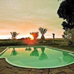 Отель The Kraal Addo бассейн