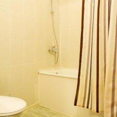 Гостиница Дюма Стандартный семейный номер с двуспальной кроватью фото 4