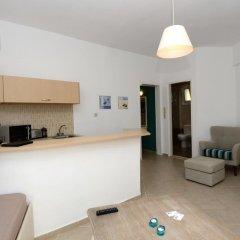 Pela Mare Hotel 4* Улучшенные апартаменты с различными типами кроватей фото 4