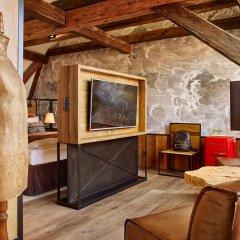 Pest-Buda Hotel - Design & Boutique 4* Представительский люкс с различными типами кроватей фото 4