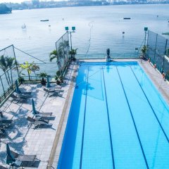 The Hanoi Club Hotel & Lake Palais Residences бассейн