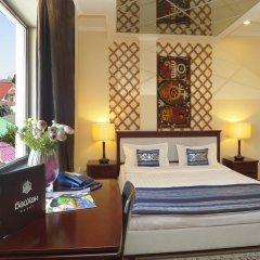 Отель Байхан Стандартный номер фото 18