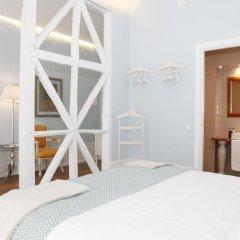 Отель Alecrim Ao Chiado 4* Стандартный номер фото 34